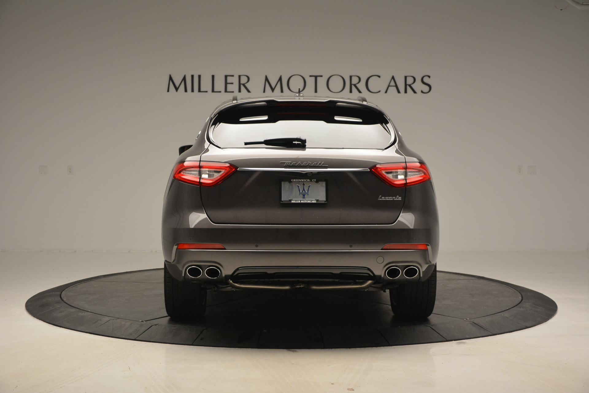 New 2017 Maserati Levante  For Sale In Greenwich, CT 765_p6