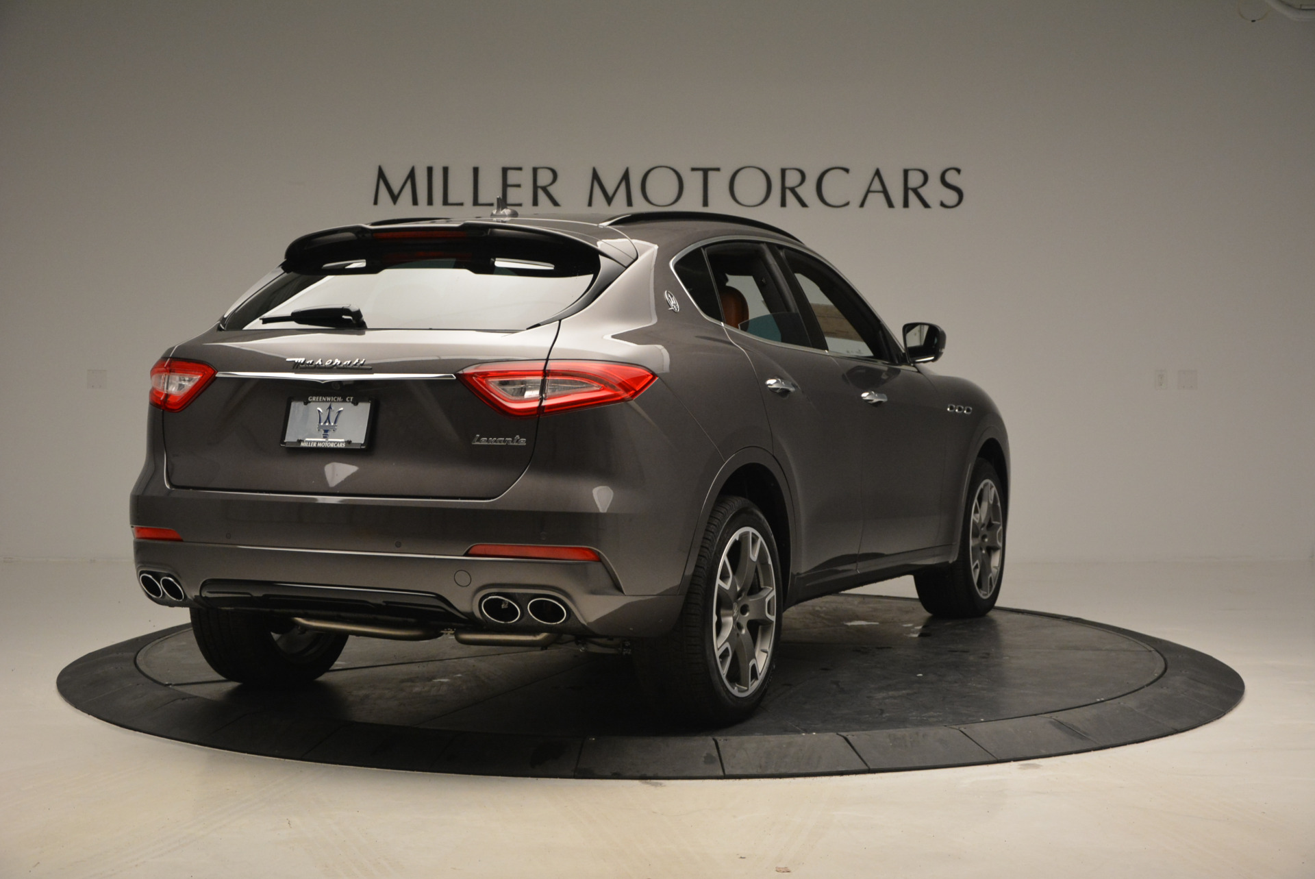 New 2017 Maserati Levante  For Sale In Greenwich, CT 765_p7