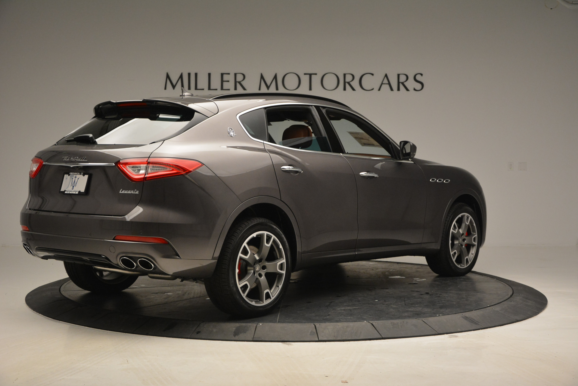 New 2017 Maserati Levante  For Sale In Greenwich, CT 765_p8