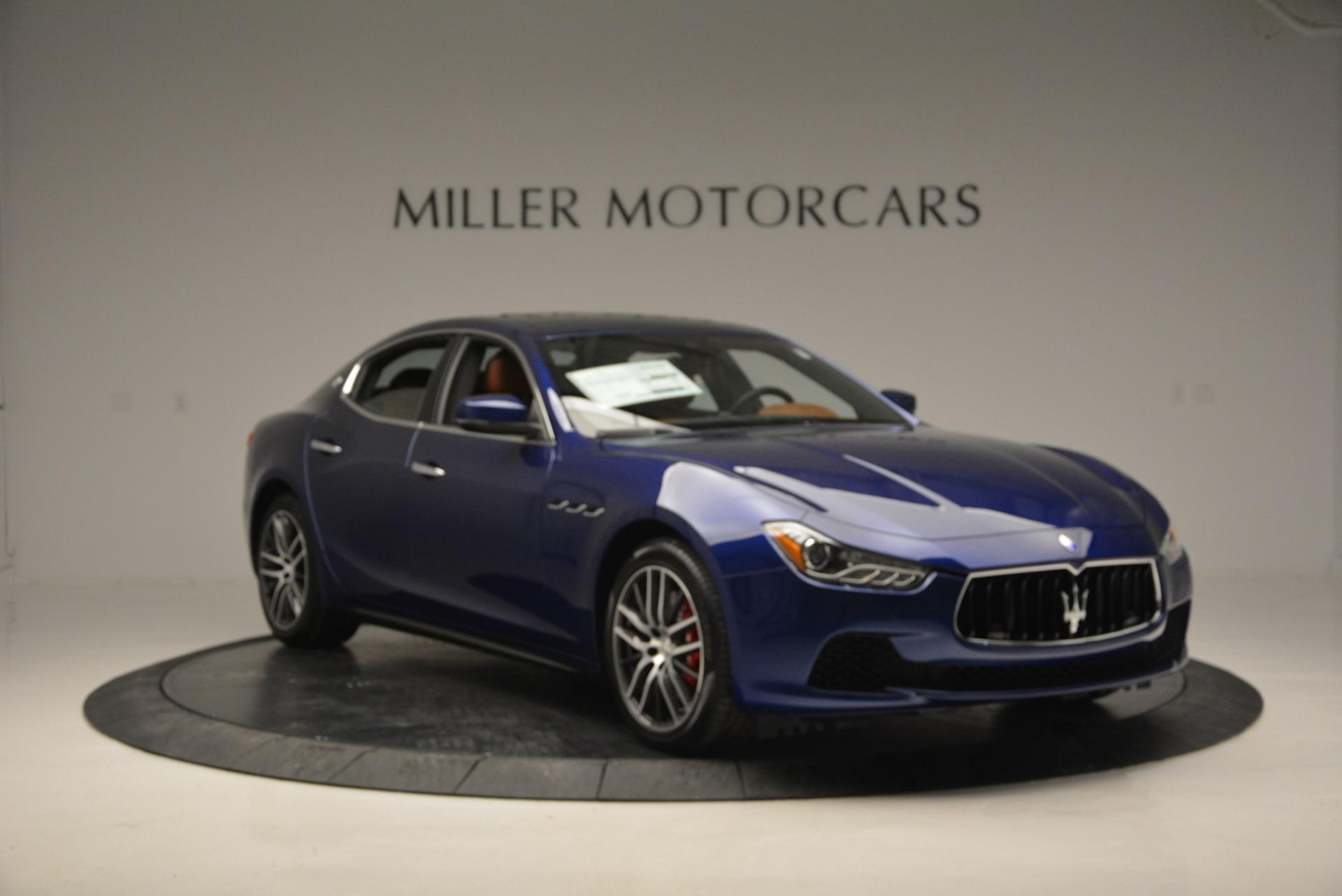 New 2017 Maserati Ghibli S Q4 For Sale In Greenwich, CT 767_p11