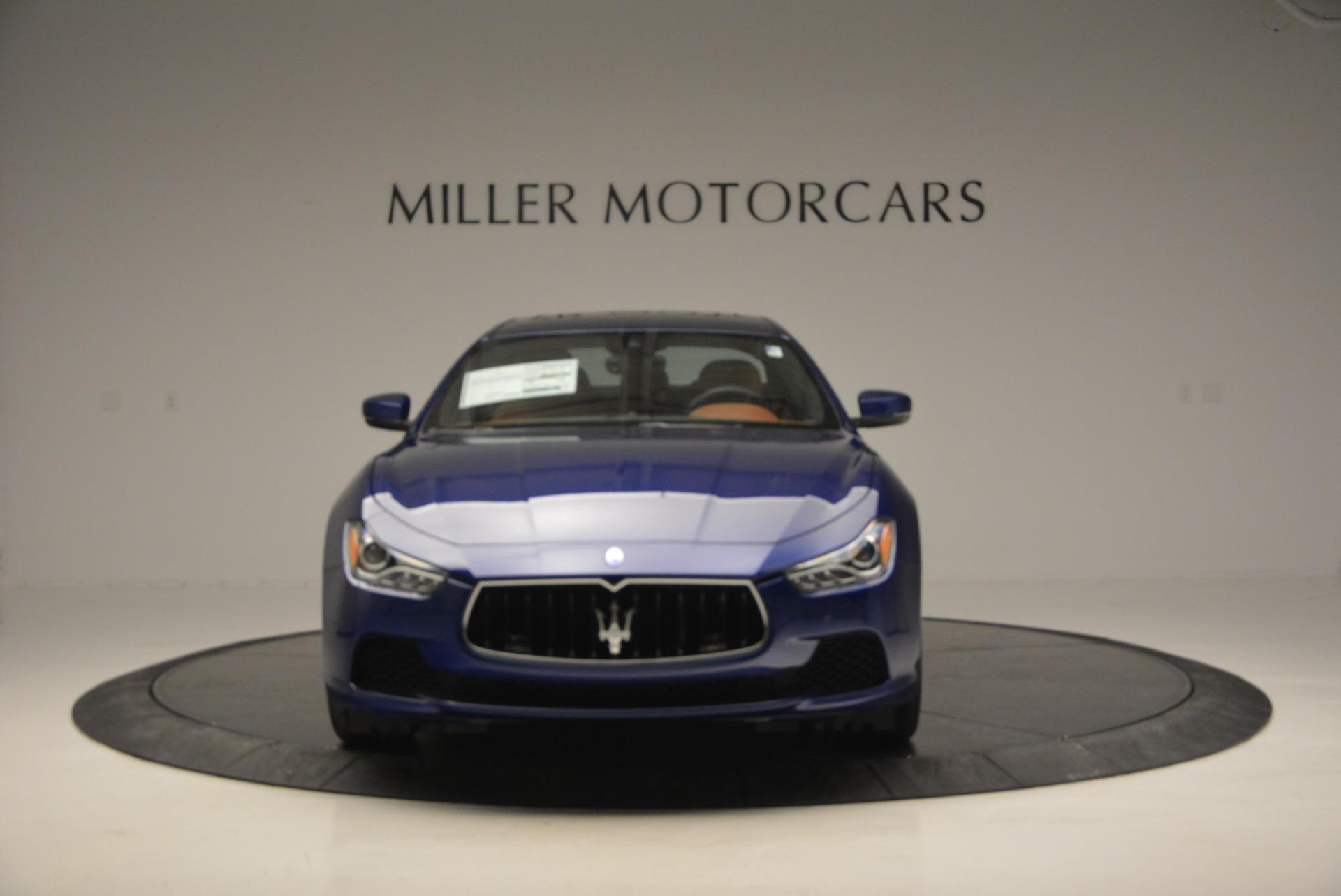 New 2017 Maserati Ghibli S Q4 For Sale In Greenwich, CT 767_p12