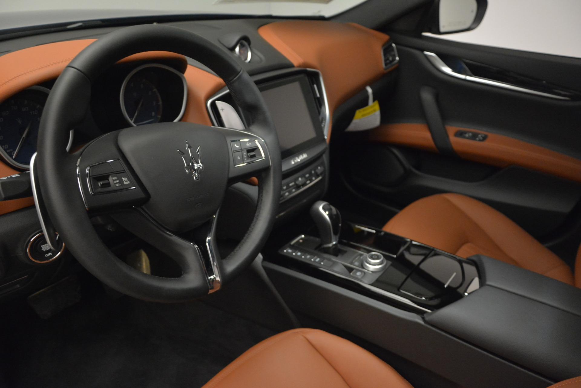 New 2017 Maserati Ghibli S Q4 For Sale In Greenwich, CT 767_p13