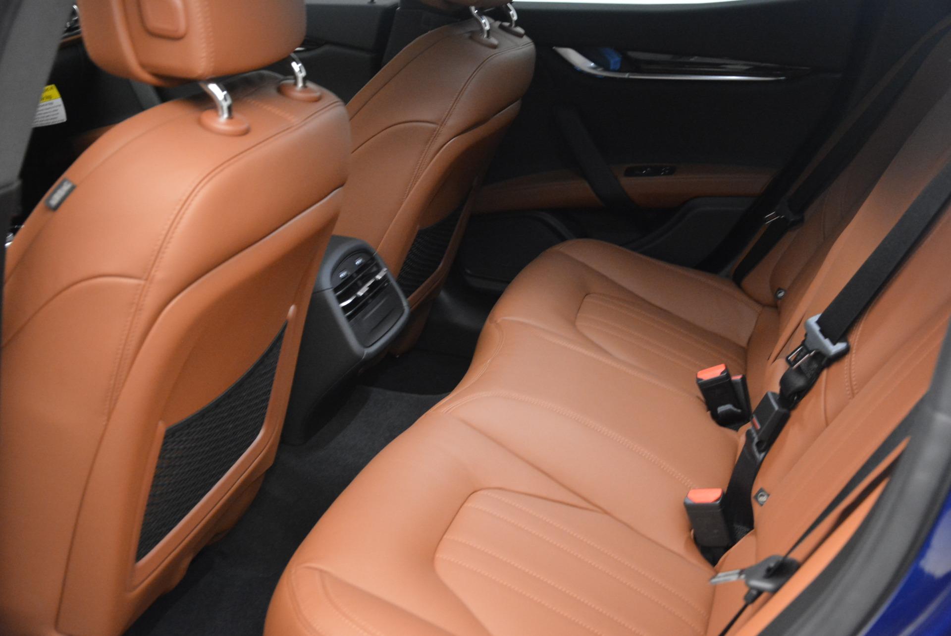 New 2017 Maserati Ghibli S Q4 For Sale In Greenwich, CT 767_p19