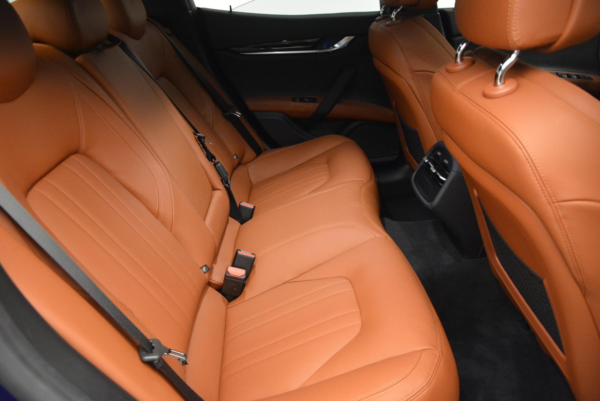 New 2017 Maserati Ghibli S Q4 For Sale In Greenwich, CT 767_p25