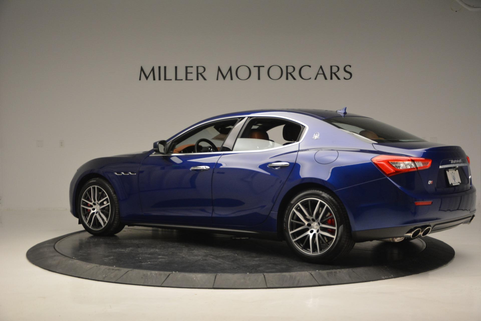 New 2017 Maserati Ghibli S Q4 For Sale In Greenwich, CT 767_p4