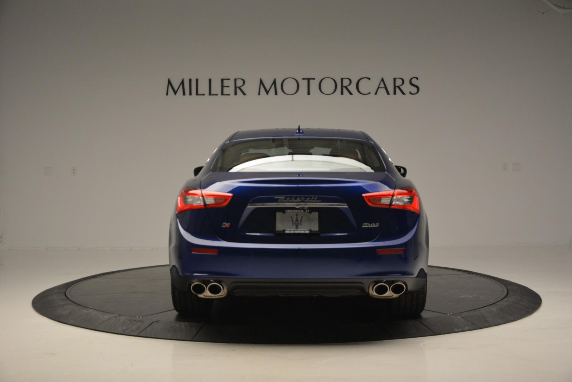 New 2017 Maserati Ghibli S Q4 For Sale In Greenwich, CT 767_p6