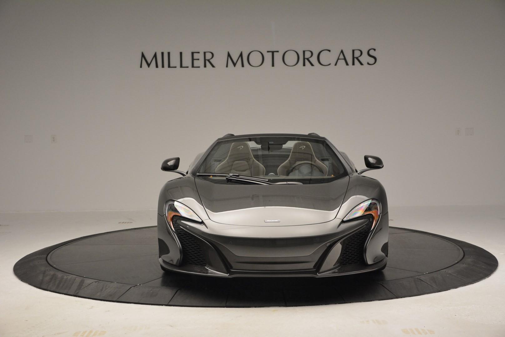 Used 2016 McLaren 650S Spider  For Sale In Greenwich, CT 77_p10