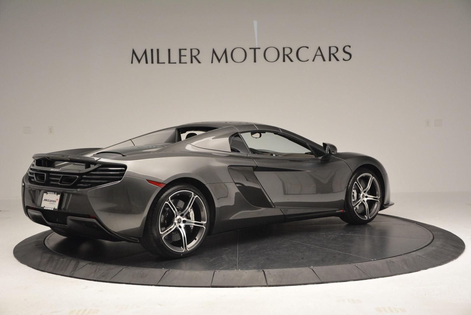 Used 2016 McLaren 650S Spider  For Sale In Greenwich, CT 77_p18