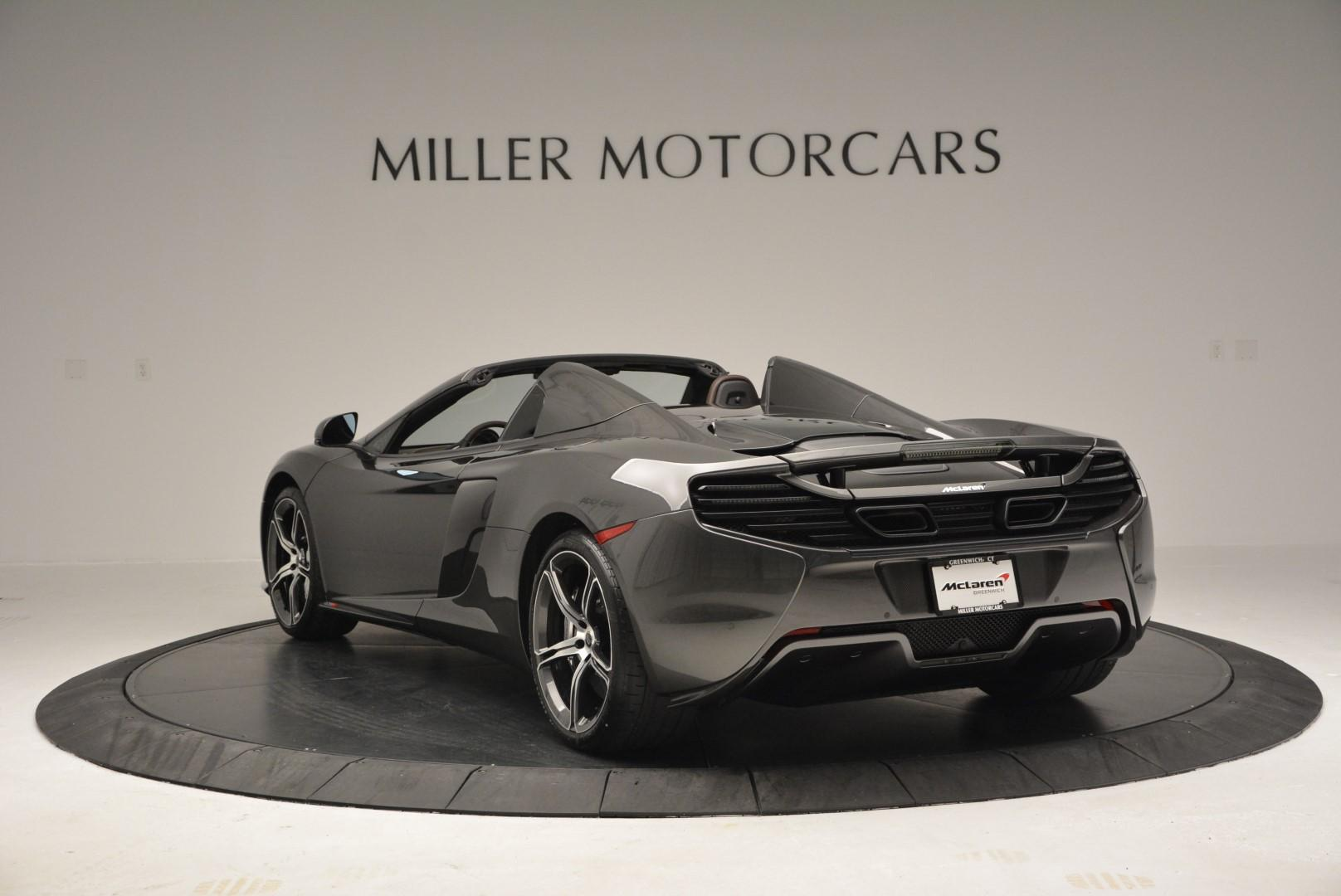 Used 2016 McLaren 650S Spider  For Sale In Greenwich, CT 77_p4