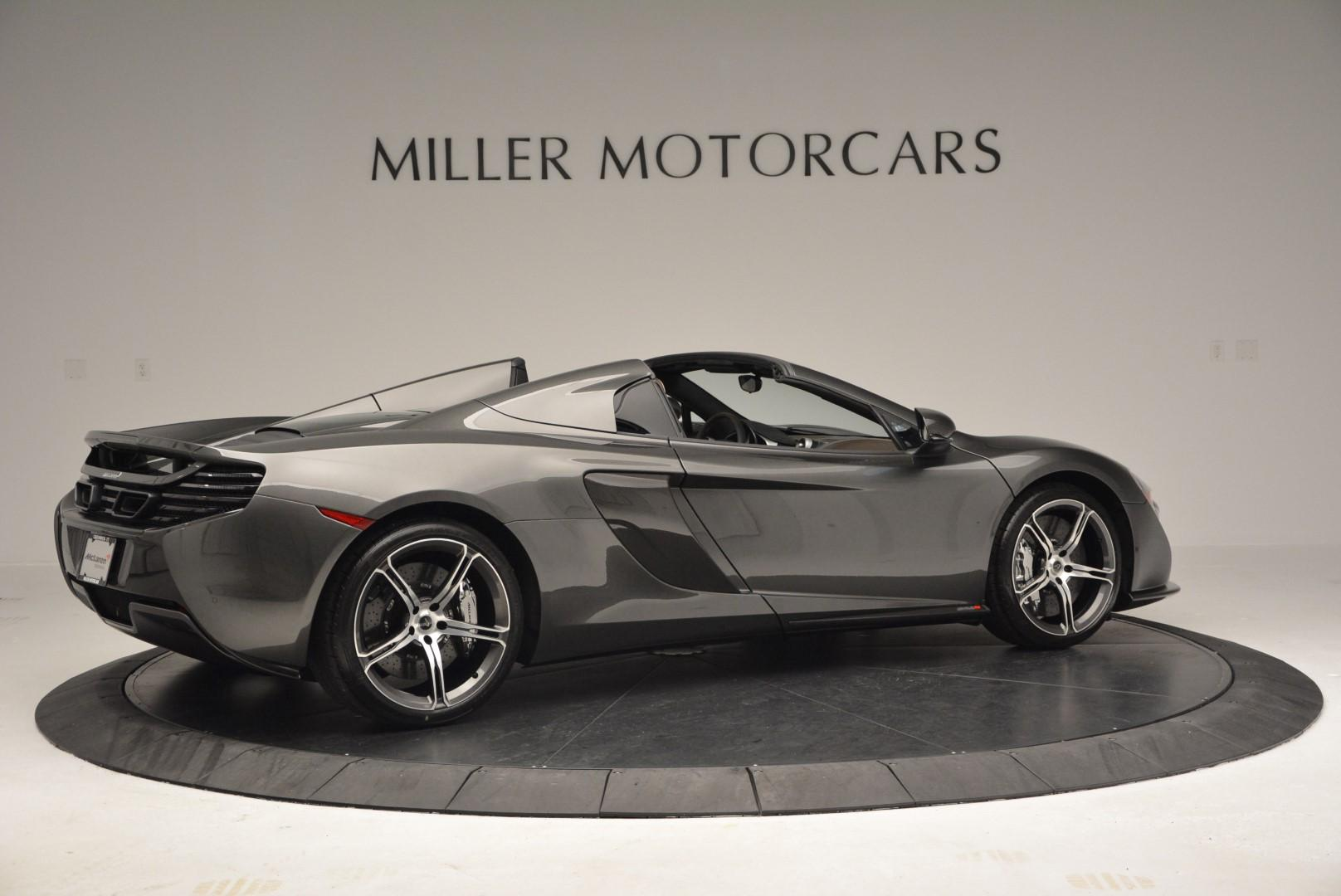 Used 2016 McLaren 650S Spider  For Sale In Greenwich, CT 77_p7