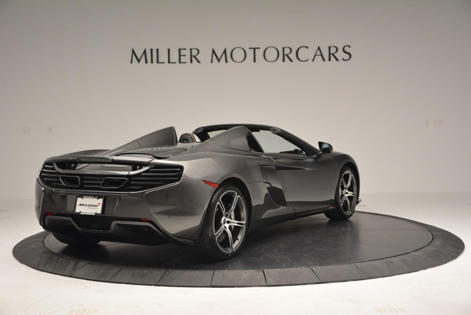 Used 2016 McLaren 650S Spider  For Sale In Greenwich, CT 77_p8