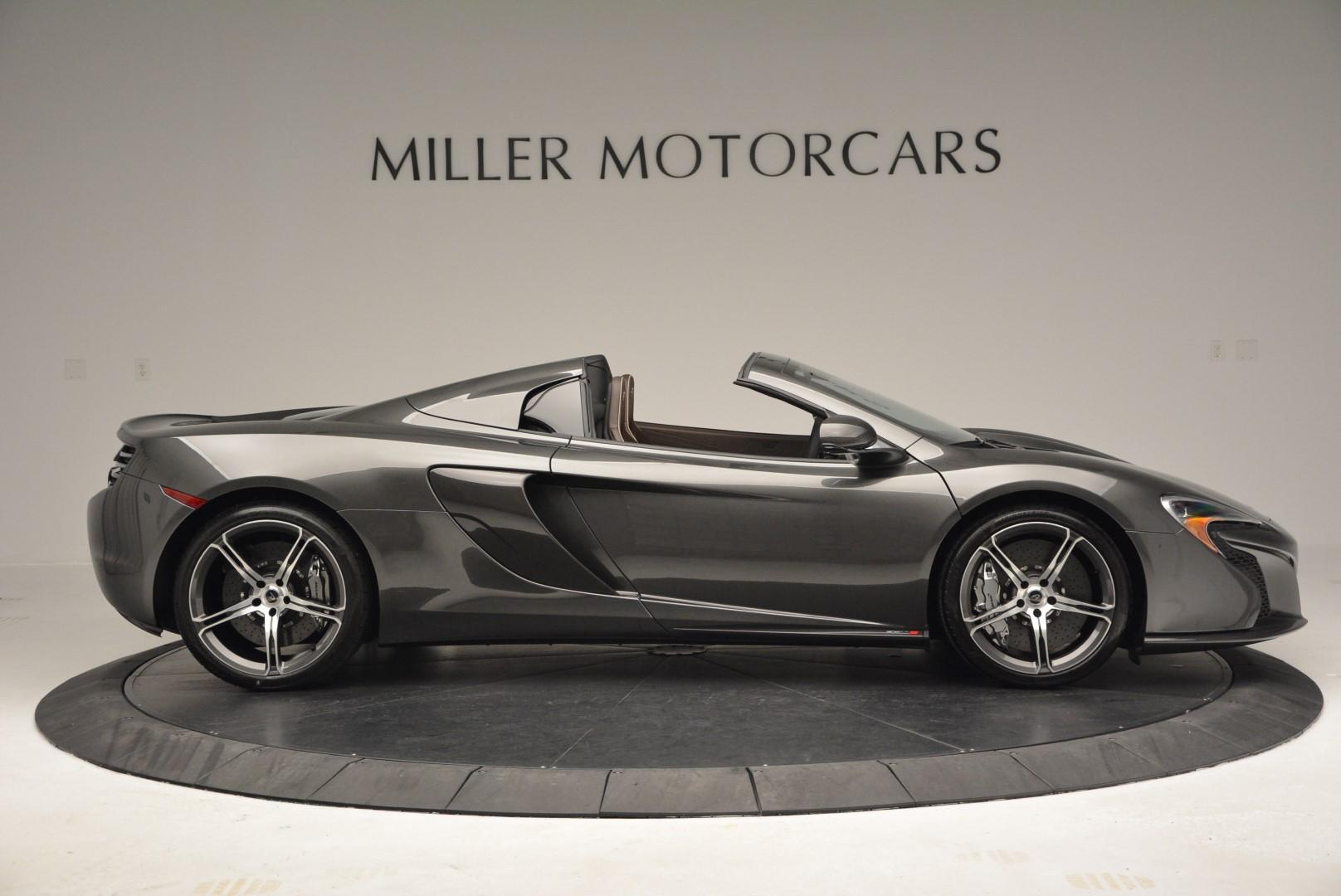 Used 2016 McLaren 650S Spider  For Sale In Greenwich, CT 77_p9