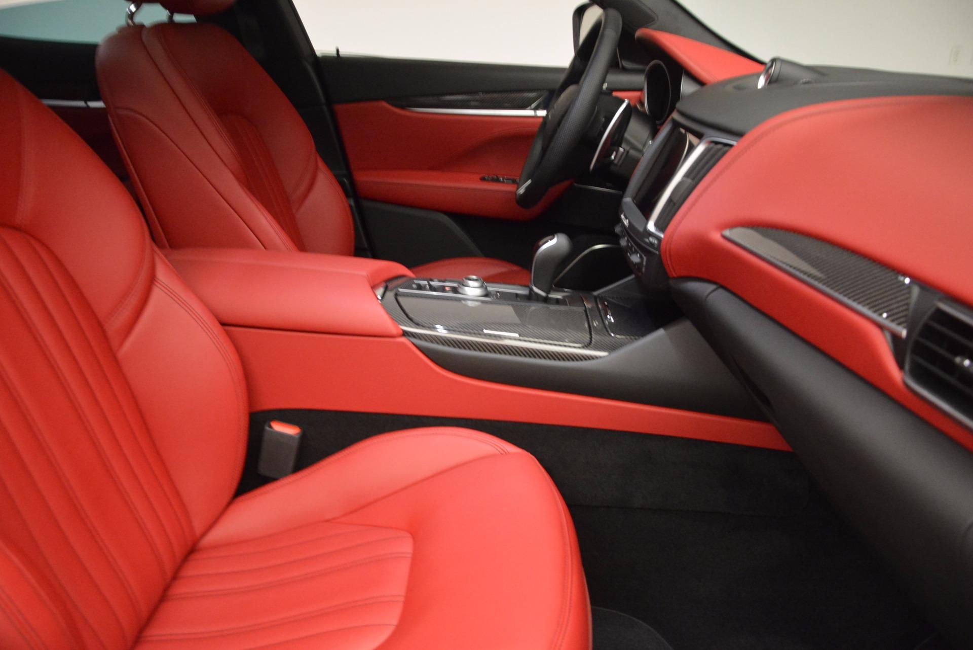 New 2017 Maserati Levante S Q4 For Sale In Greenwich, CT 770_p24