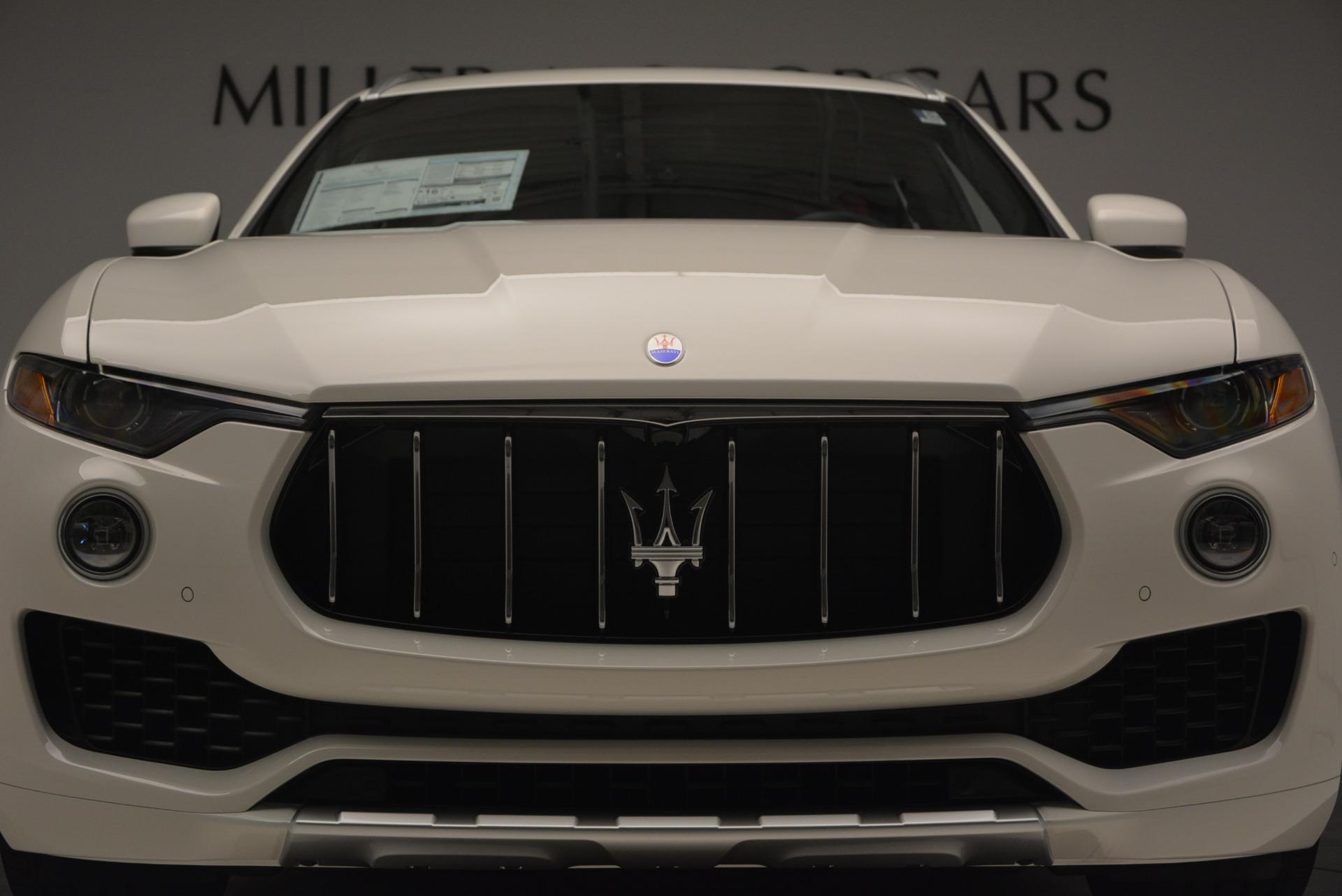 New 2017 Maserati Levante  For Sale In Greenwich, CT 772_p13