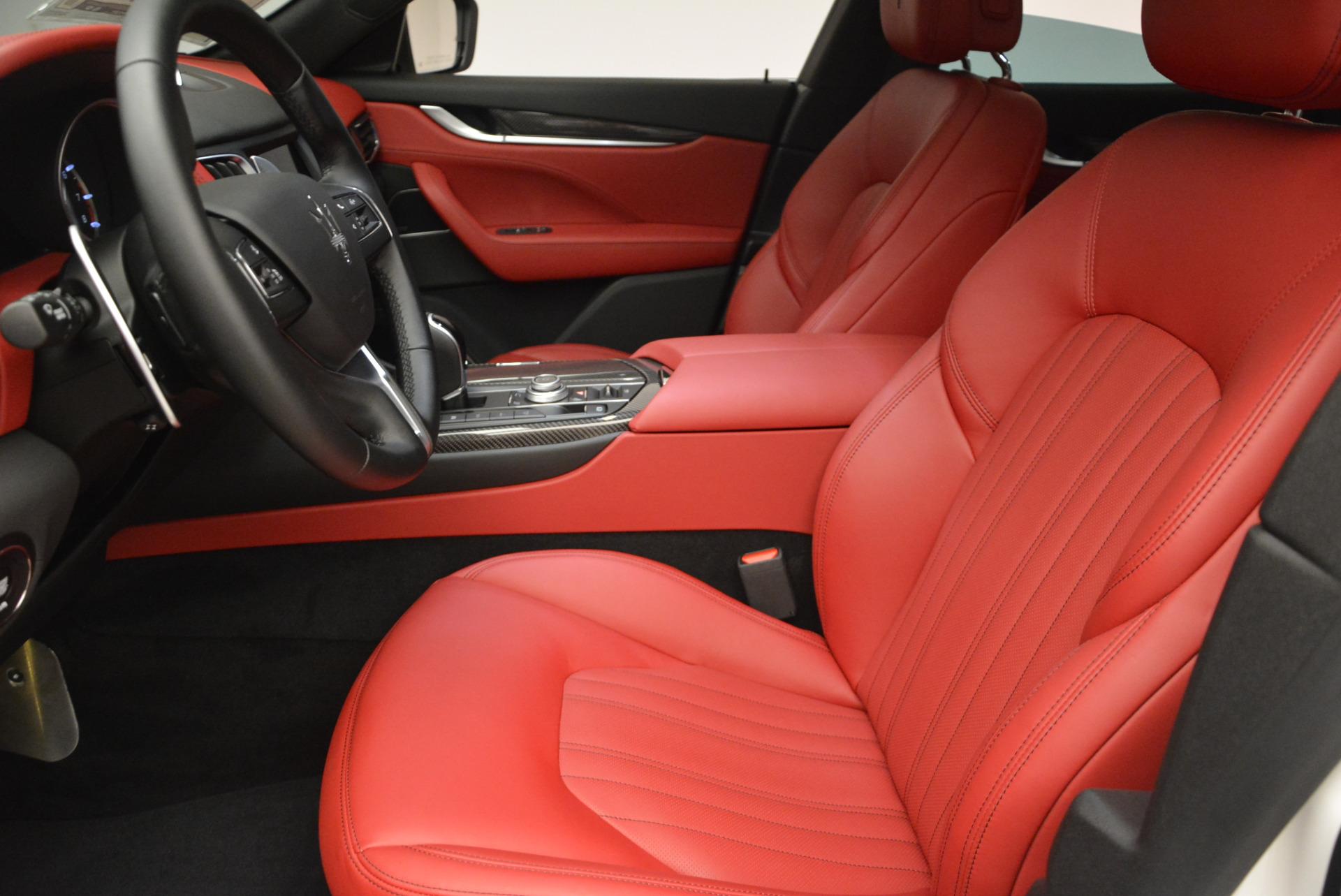New 2017 Maserati Levante  For Sale In Greenwich, CT 772_p15