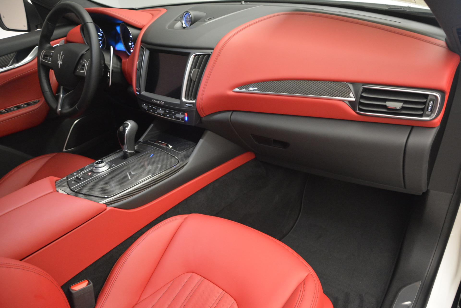 New 2017 Maserati Levante  For Sale In Greenwich, CT 772_p20