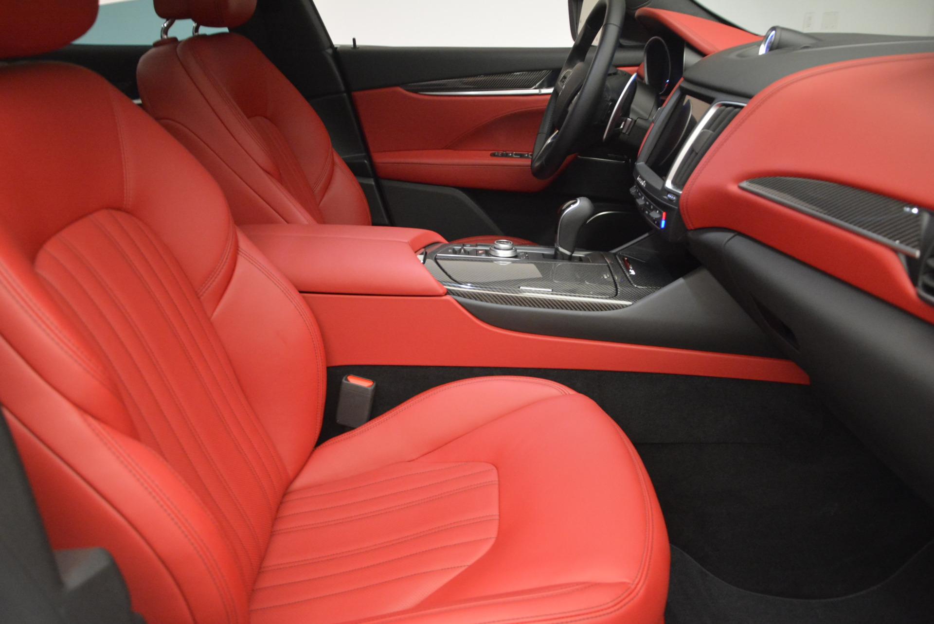 New 2017 Maserati Levante  For Sale In Greenwich, CT 772_p21