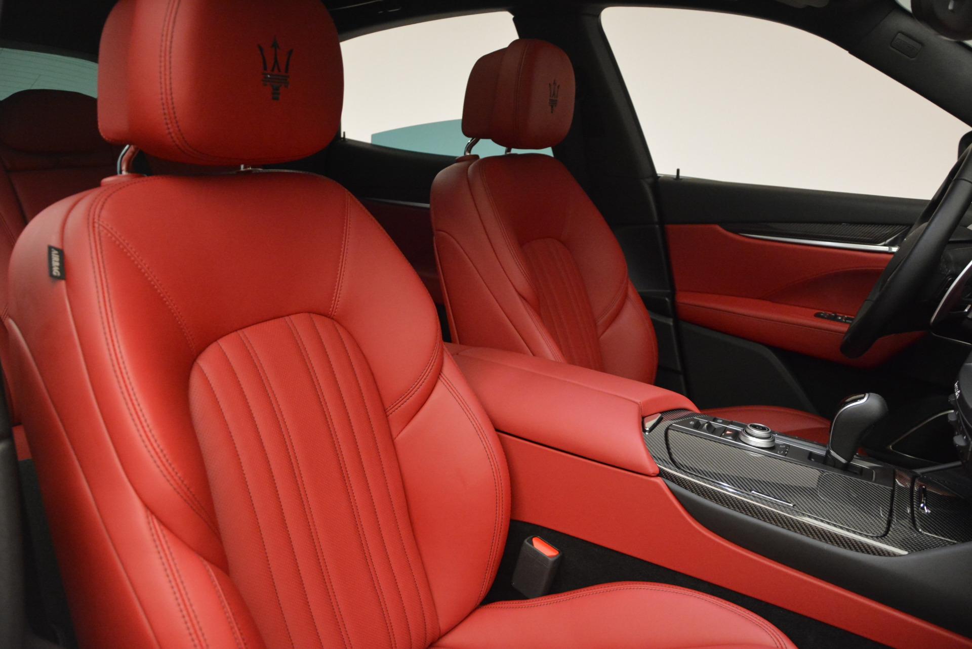 New 2017 Maserati Levante  For Sale In Greenwich, CT 772_p22