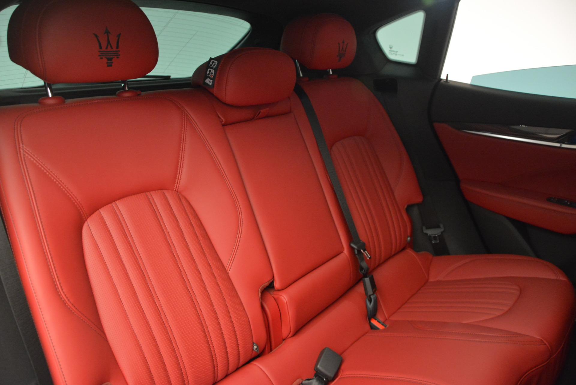 New 2017 Maserati Levante  For Sale In Greenwich, CT 772_p25