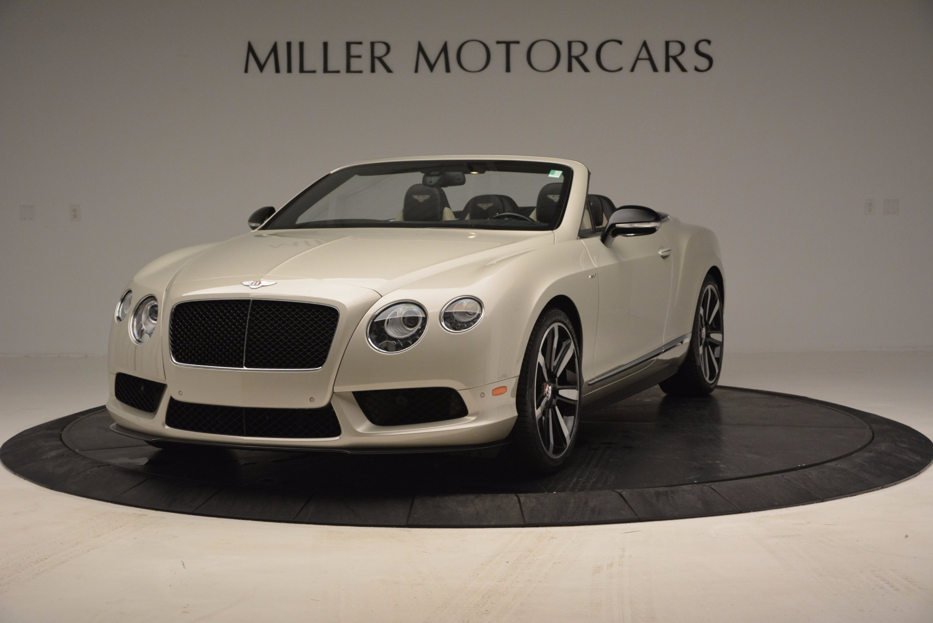 Used 2014 Bentley Continental GT V8 S For Sale In Greenwich, CT 774_main