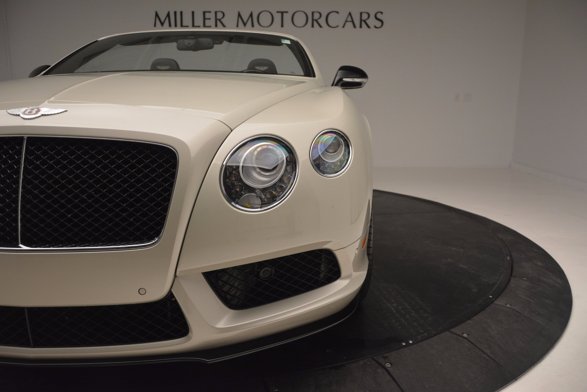 Used 2014 Bentley Continental GT V8 S For Sale In Greenwich, CT 774_p27