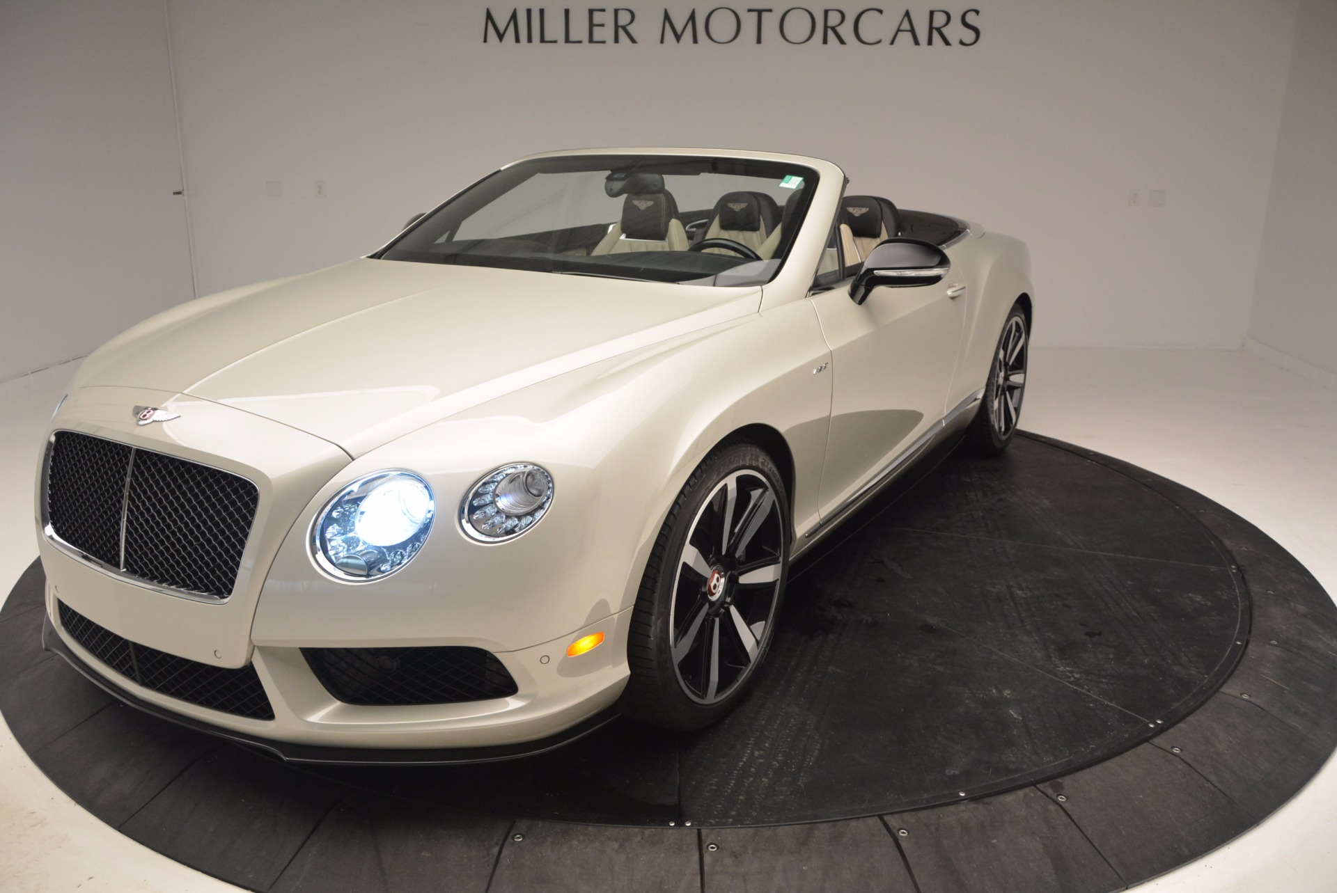 Used 2014 Bentley Continental GT V8 S For Sale In Greenwich, CT 774_p59