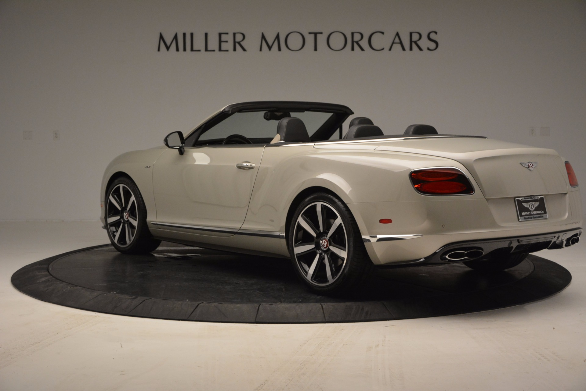 Used 2014 Bentley Continental GT V8 S For Sale In Greenwich, CT 774_p5