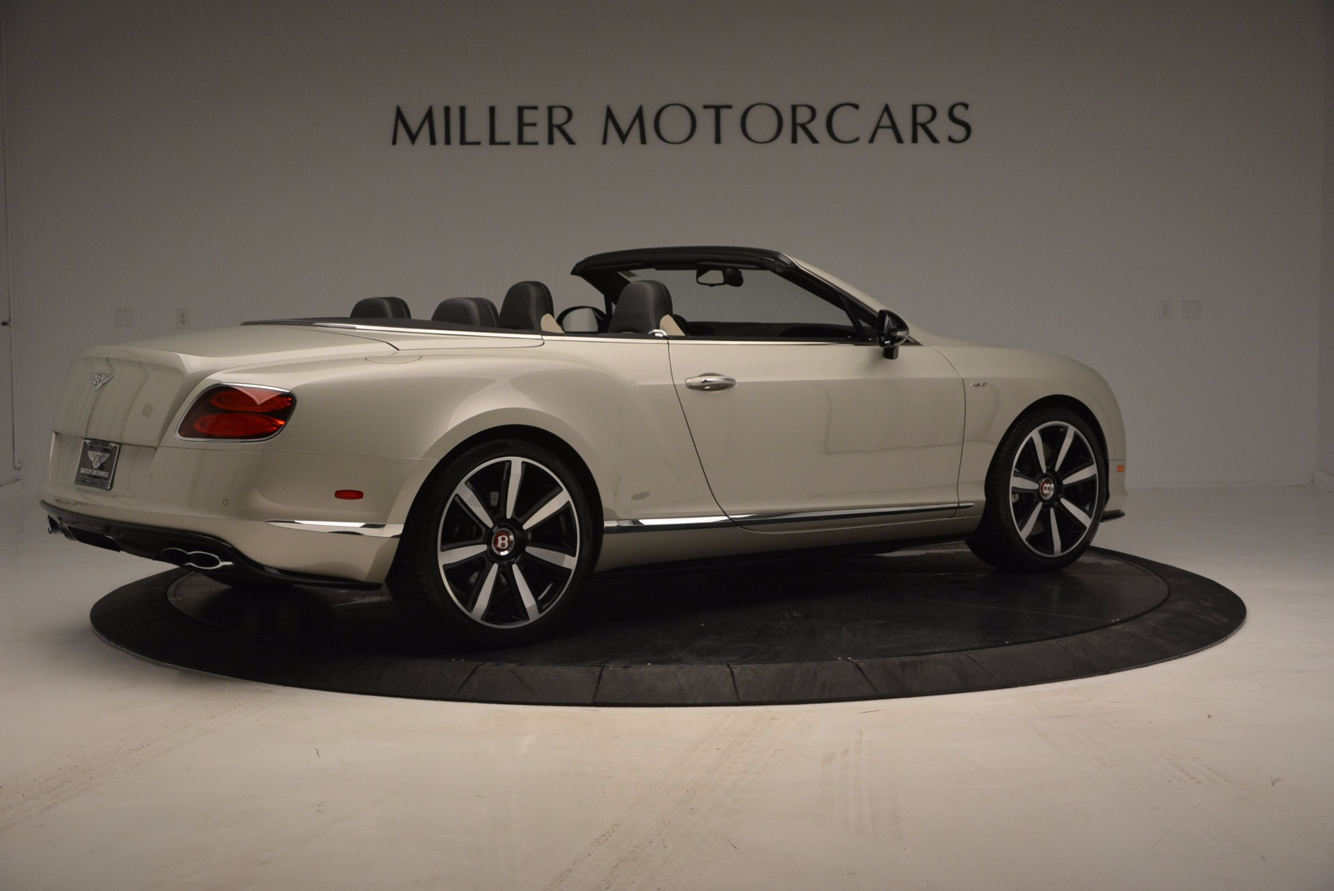 Used 2014 Bentley Continental GT V8 S For Sale In Greenwich, CT 774_p8