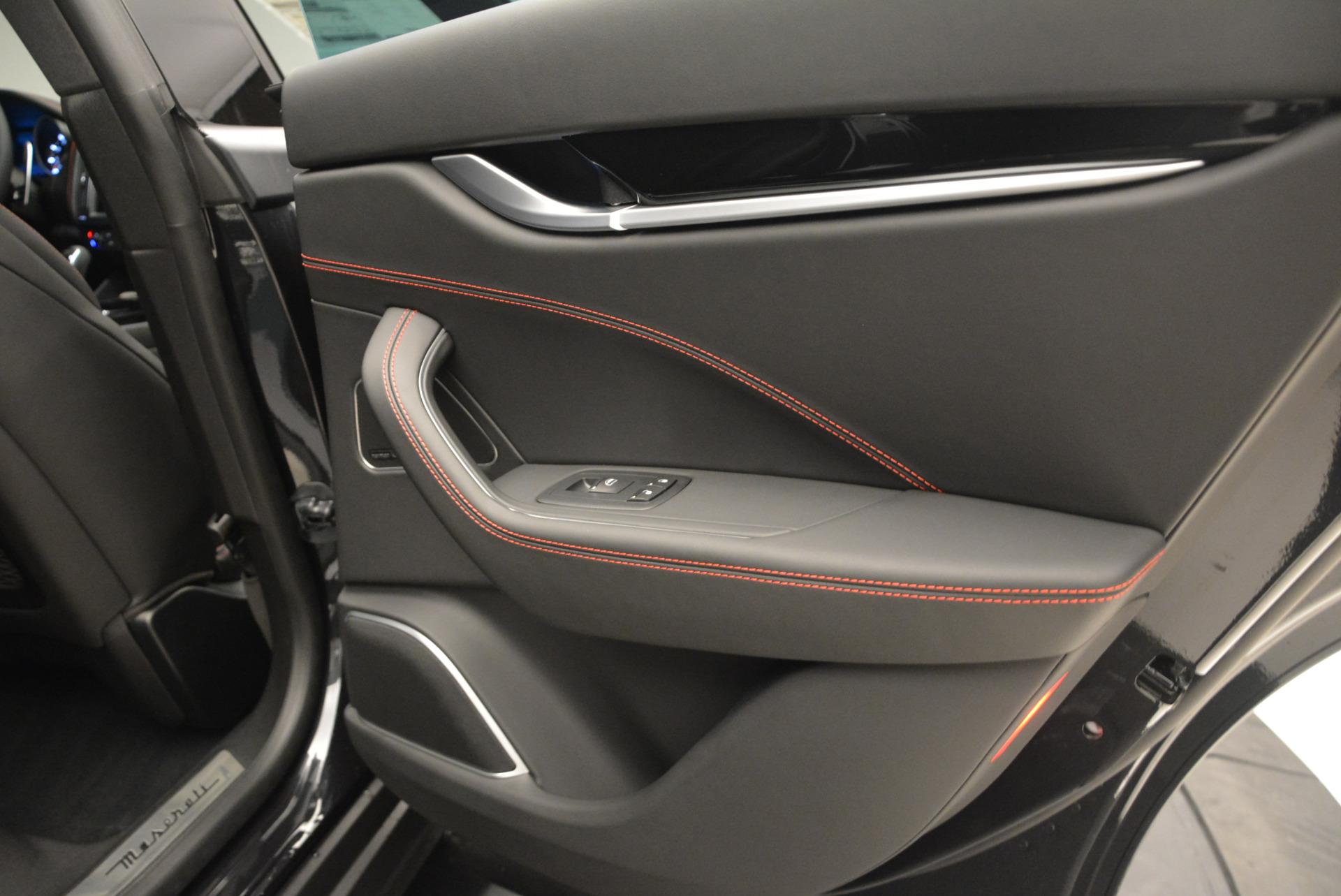 New 2017 Maserati Levante  For Sale In Greenwich, CT 775_p26