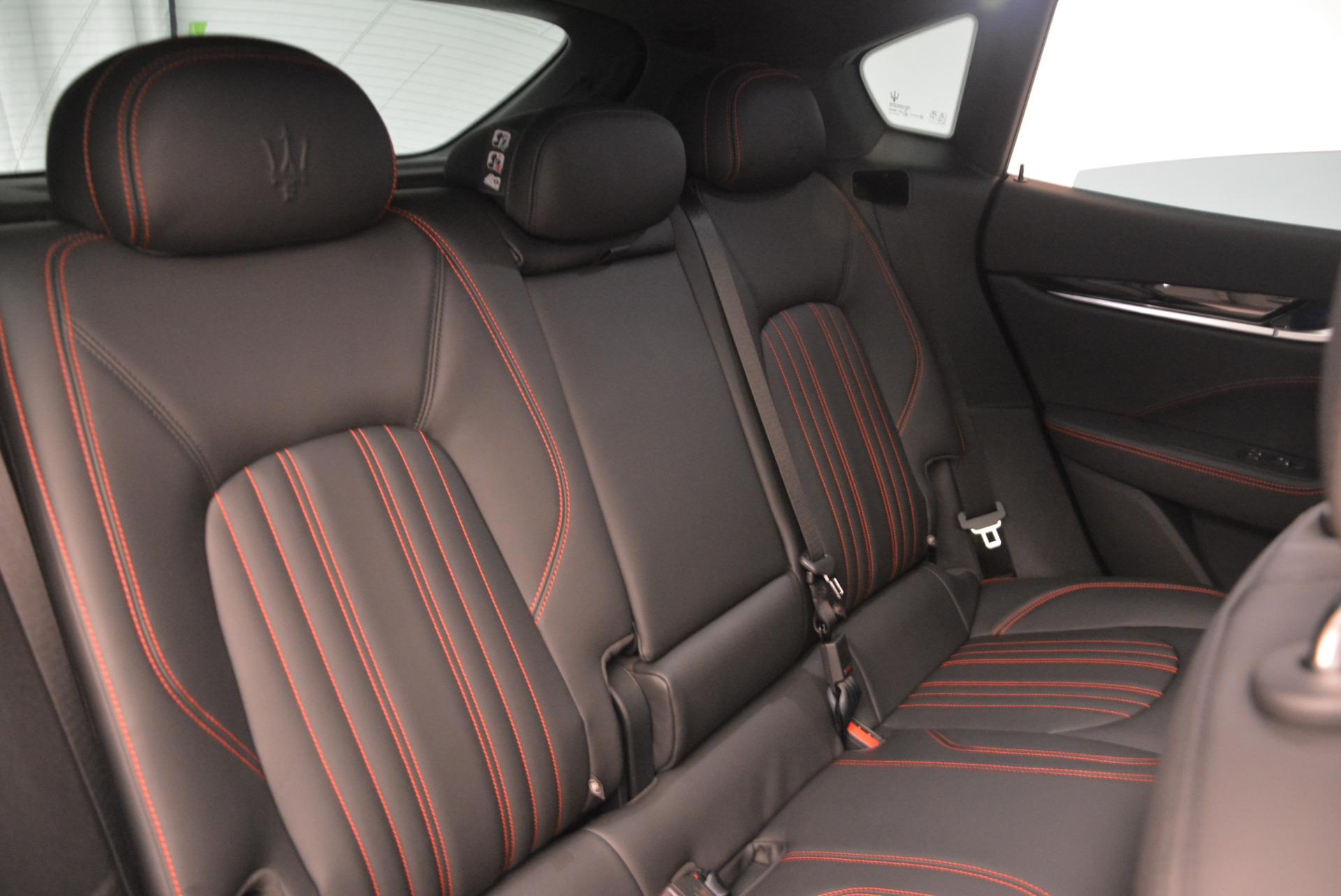 New 2017 Maserati Levante  For Sale In Greenwich, CT 775_p27