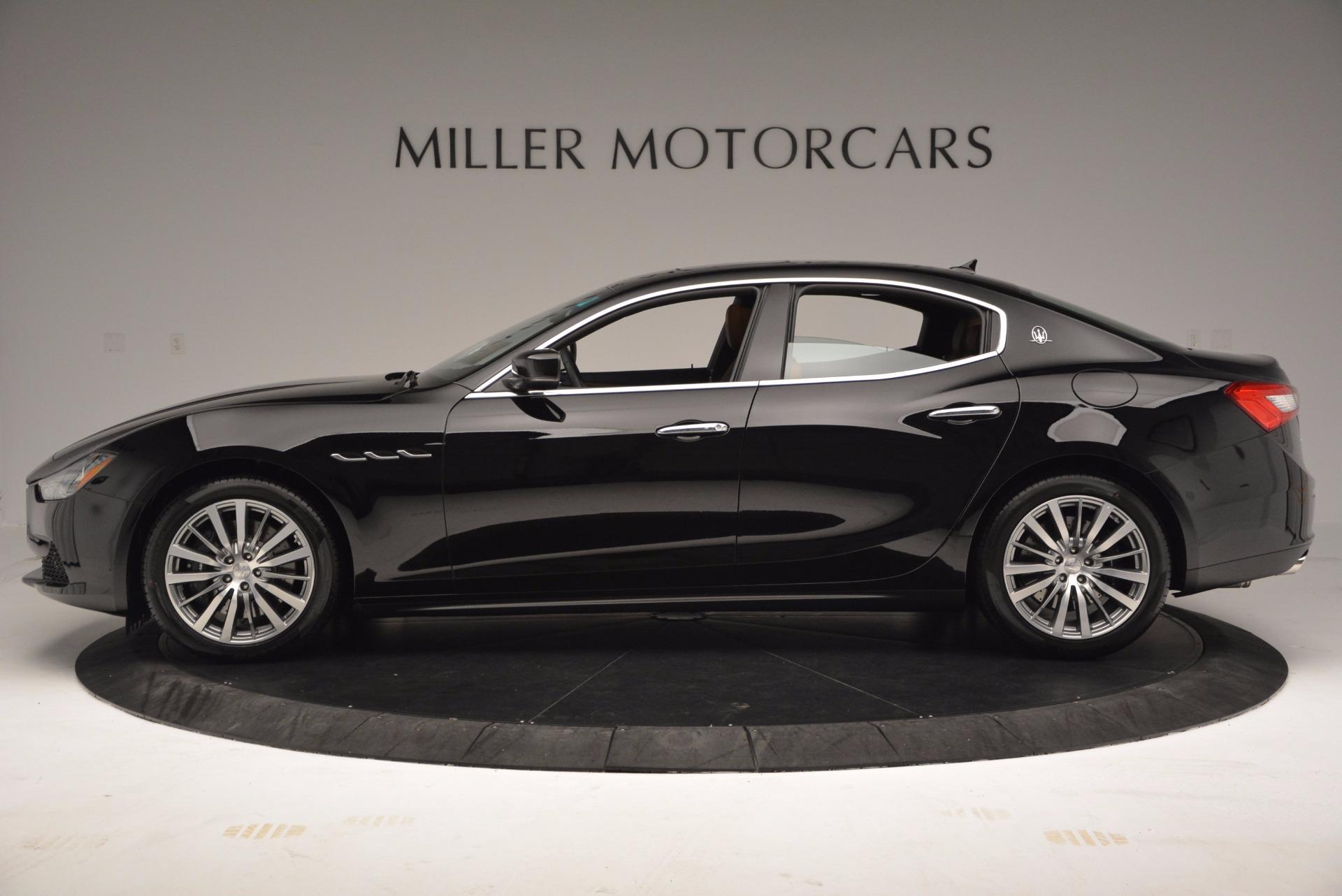 Used 2017 Maserati Ghibli S Q4 EX-Loaner For Sale In Greenwich, CT 776_p3