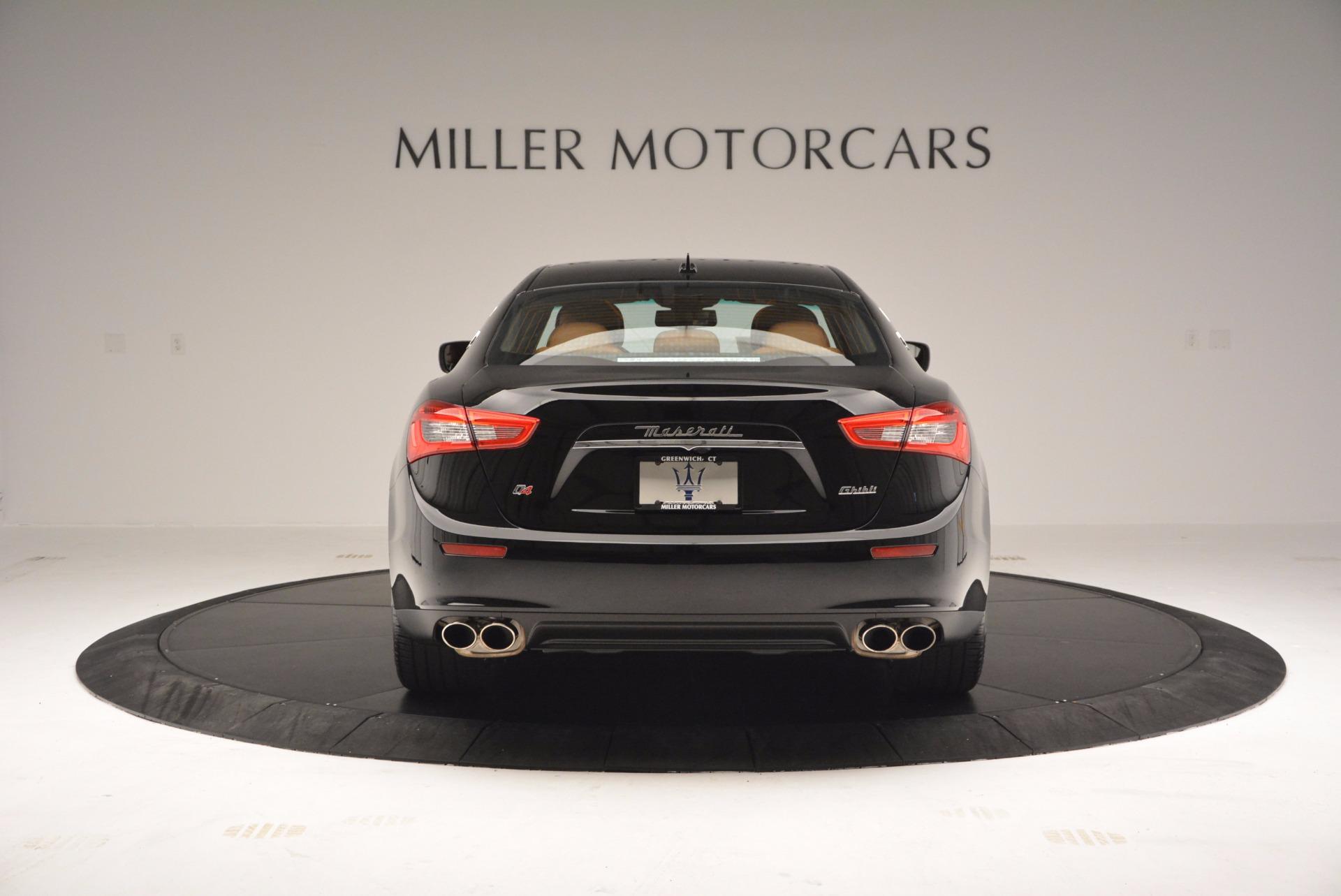 Used 2017 Maserati Ghibli S Q4 EX-Loaner For Sale In Greenwich, CT 776_p6