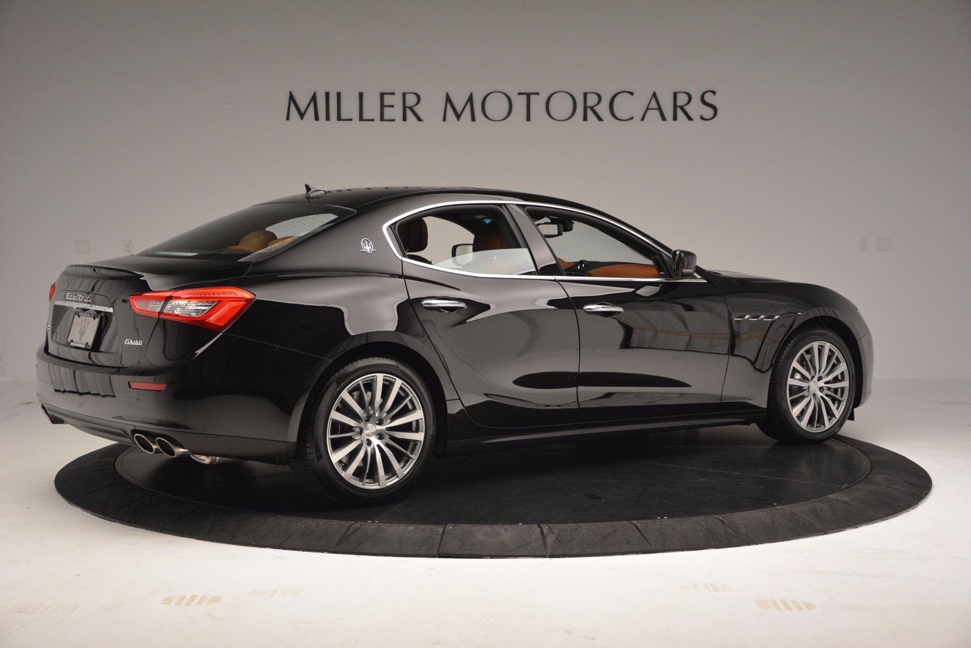 Used 2017 Maserati Ghibli S Q4 EX-Loaner For Sale In Greenwich, CT 776_p8