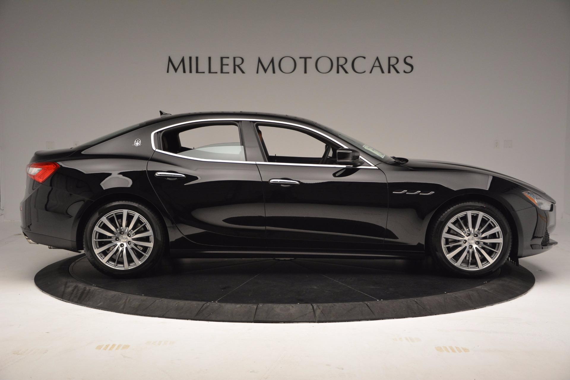 Used 2017 Maserati Ghibli S Q4 EX-Loaner For Sale In Greenwich, CT 776_p9