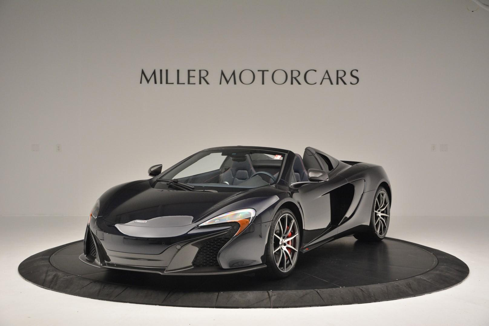 New 2016 McLaren 650S Spider  For Sale In Greenwich, CT 78_main