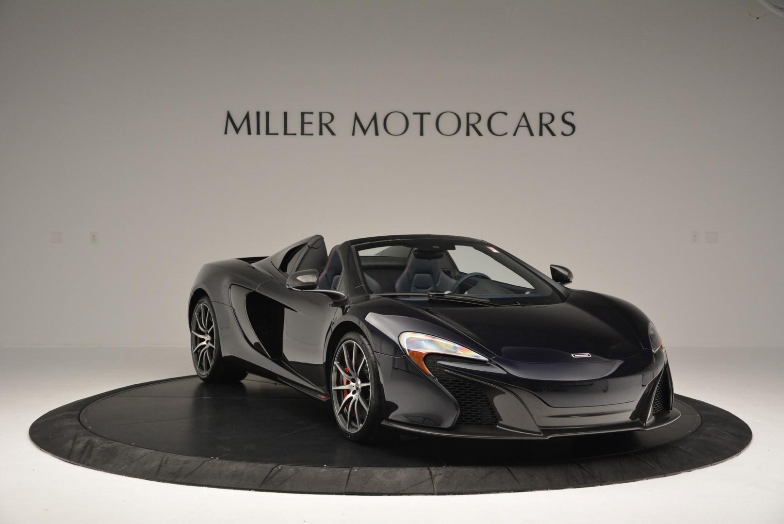 New 2016 McLaren 650S Spider  For Sale In Greenwich, CT 78_p11
