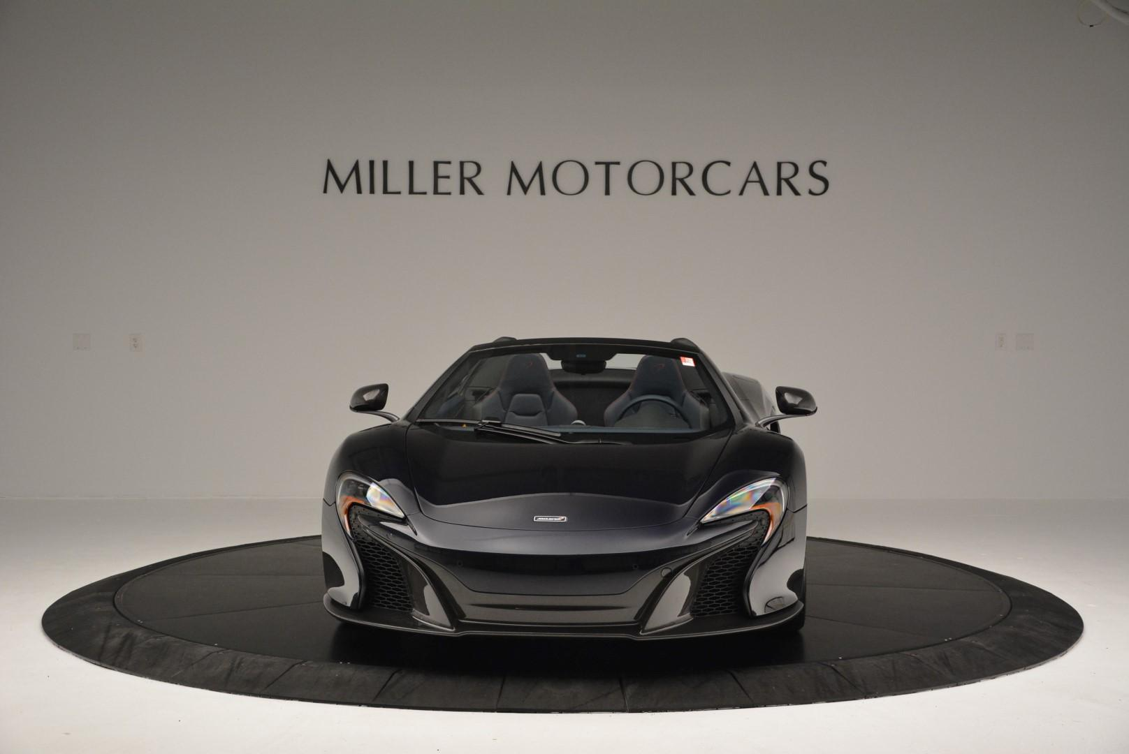 New 2016 McLaren 650S Spider  For Sale In Greenwich, CT 78_p12