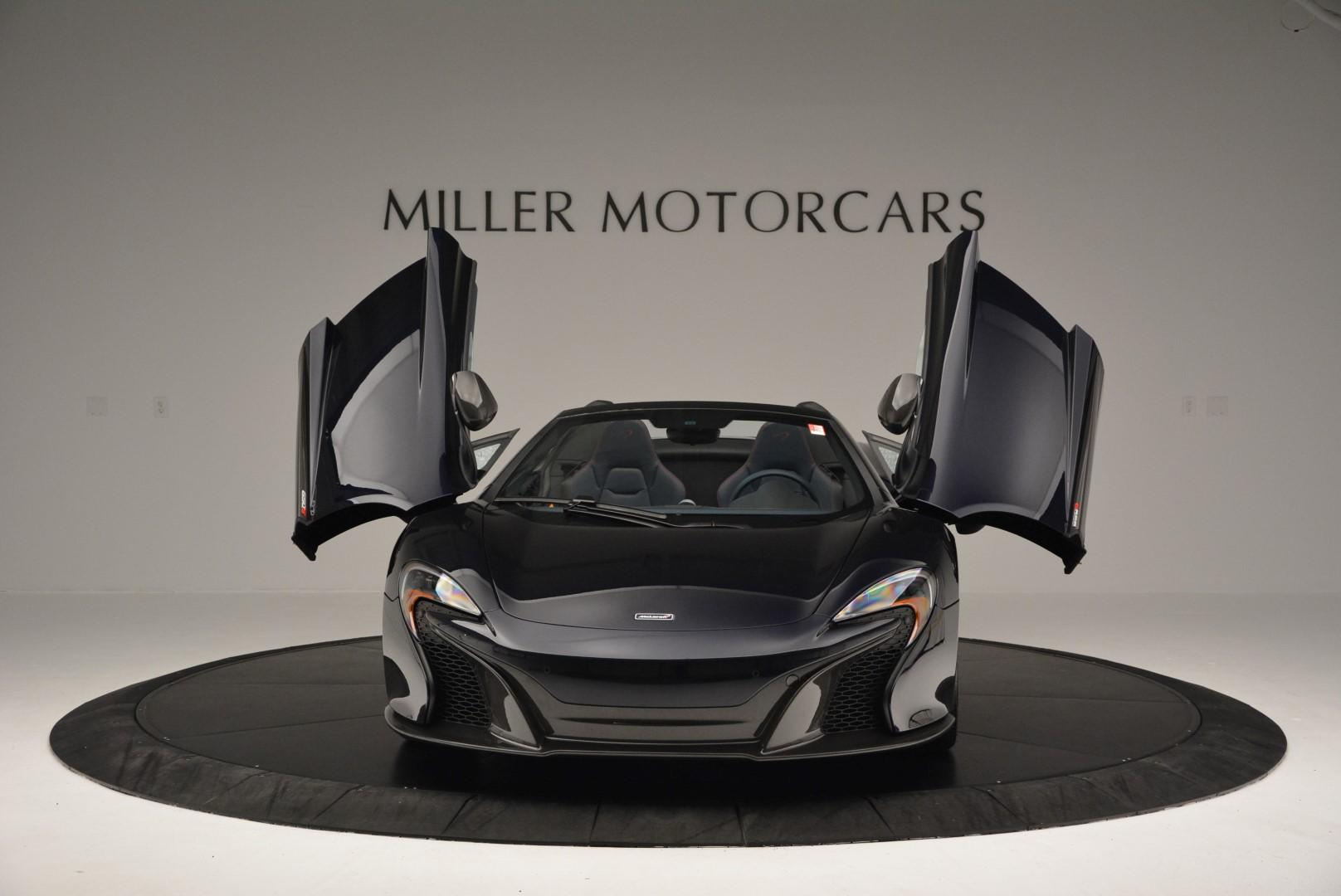 New 2016 McLaren 650S Spider  For Sale In Greenwich, CT 78_p13