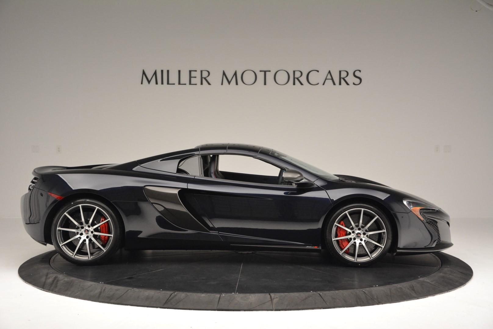 New 2016 McLaren 650S Spider  For Sale In Greenwich, CT 78_p20