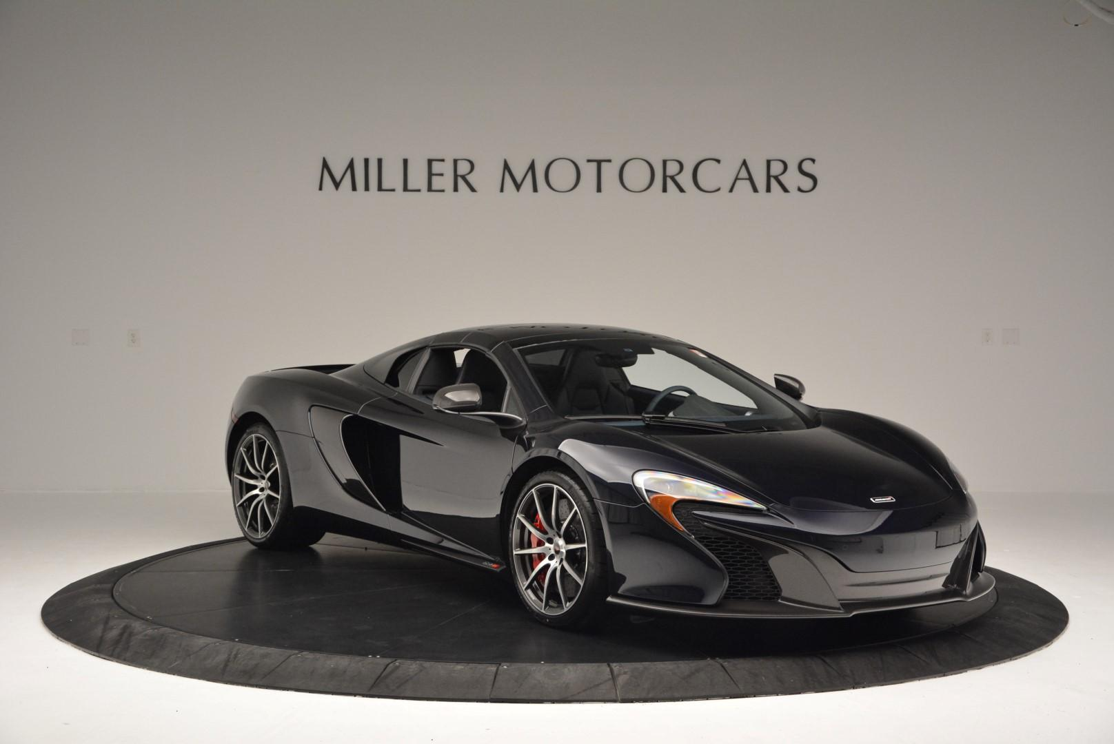 New 2016 McLaren 650S Spider  For Sale In Greenwich, CT 78_p21