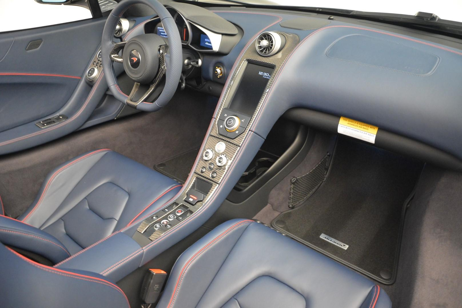 New 2016 McLaren 650S Spider  For Sale In Greenwich, CT 78_p26