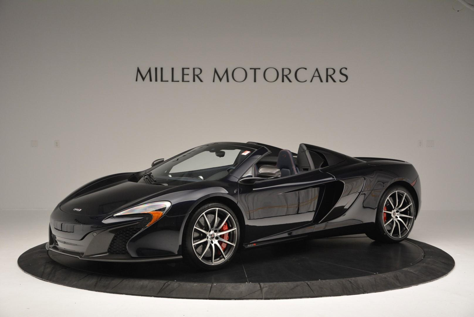 New 2016 McLaren 650S Spider  For Sale In Greenwich, CT 78_p2
