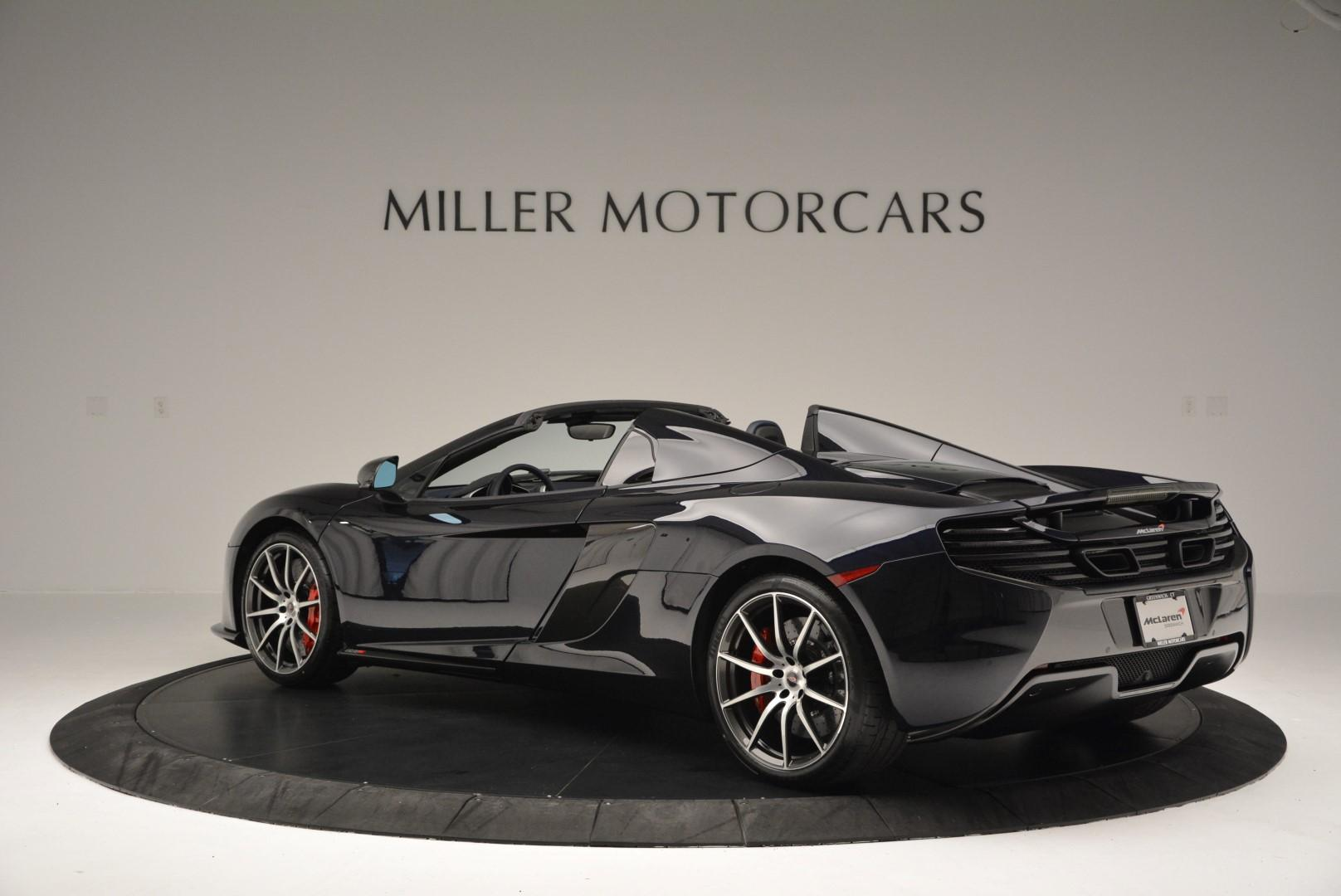 New 2016 McLaren 650S Spider  For Sale In Greenwich, CT 78_p4
