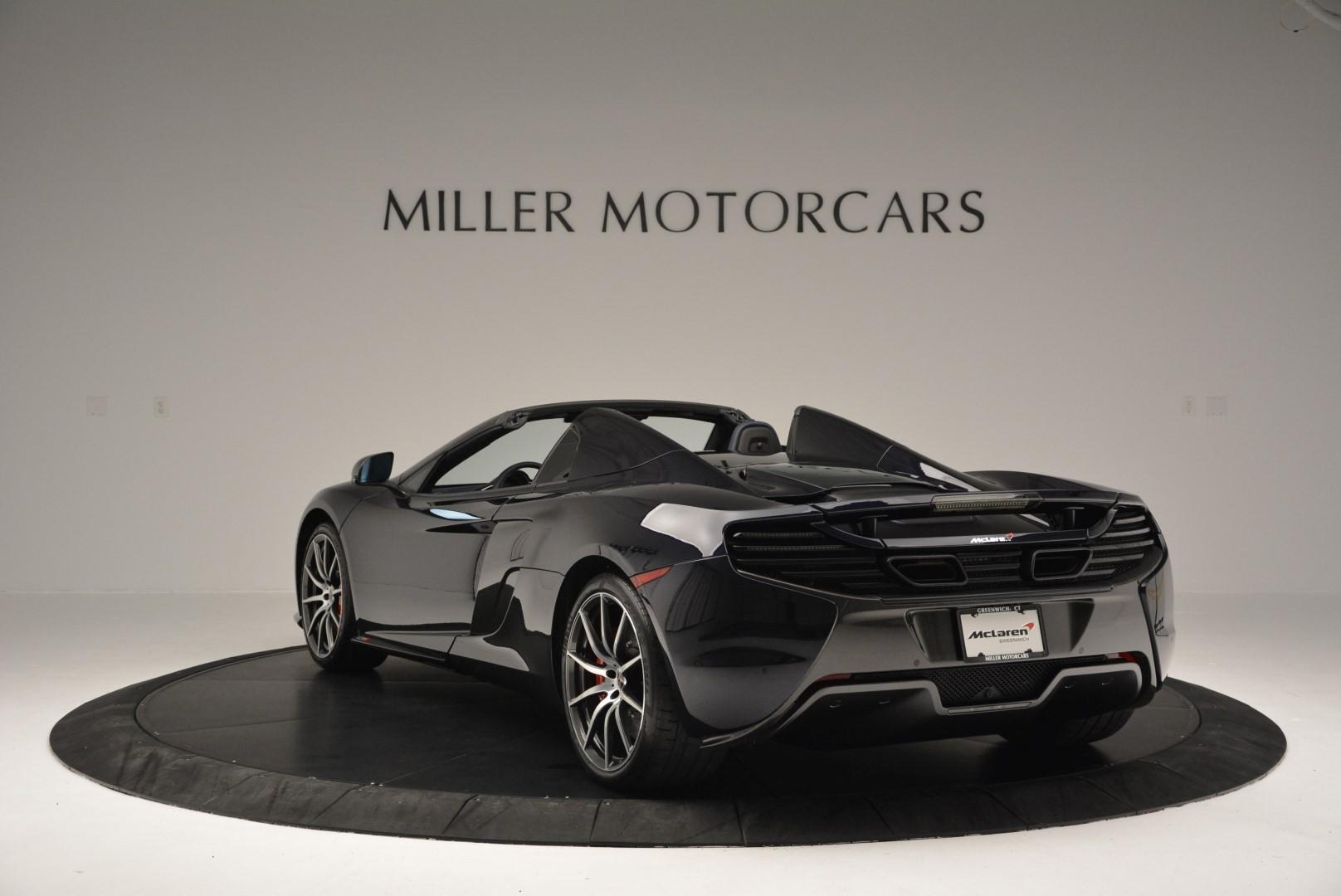 New 2016 McLaren 650S Spider  For Sale In Greenwich, CT 78_p5