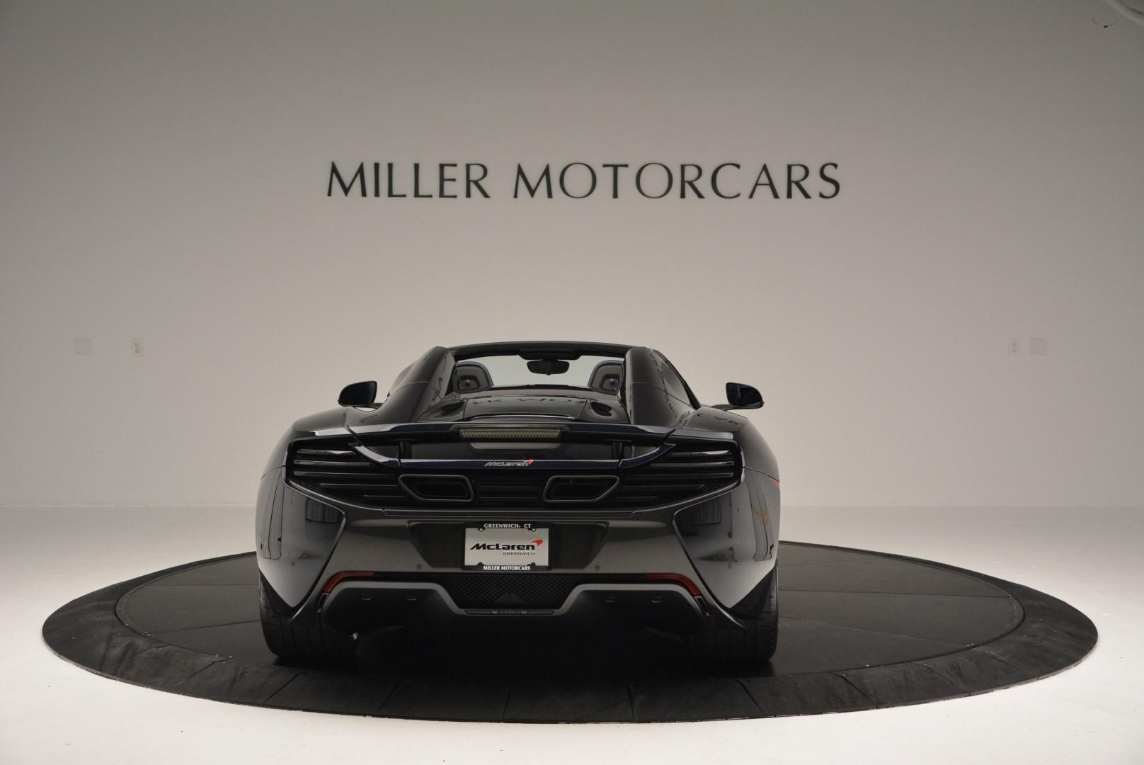 New 2016 McLaren 650S Spider  For Sale In Greenwich, CT 78_p6