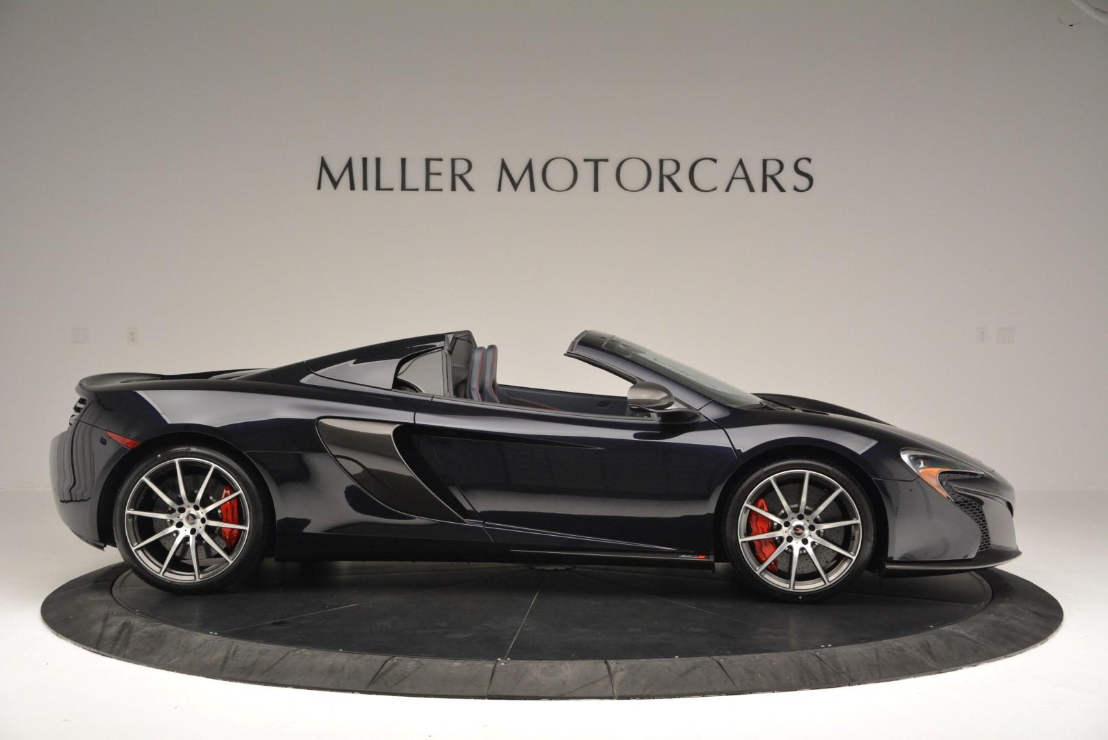New 2016 McLaren 650S Spider  For Sale In Greenwich, CT 78_p9