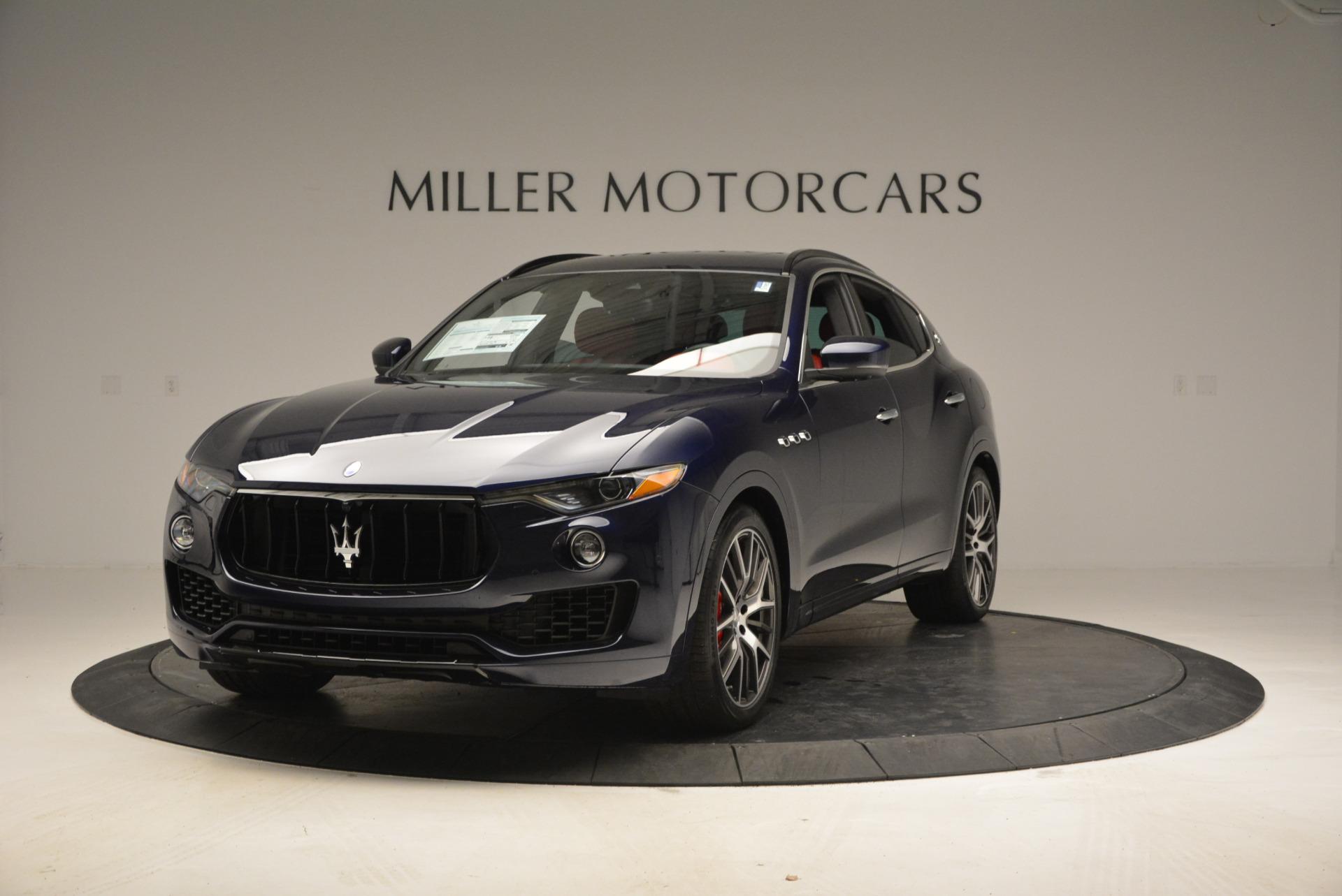 New 2017 Maserati Levante S For Sale In Greenwich, CT 782_main