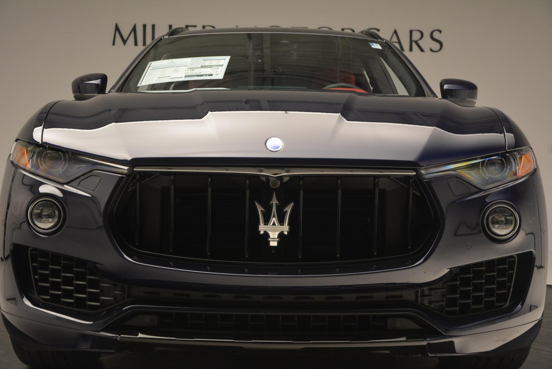 New 2017 Maserati Levante S For Sale In Greenwich, CT 782_p13