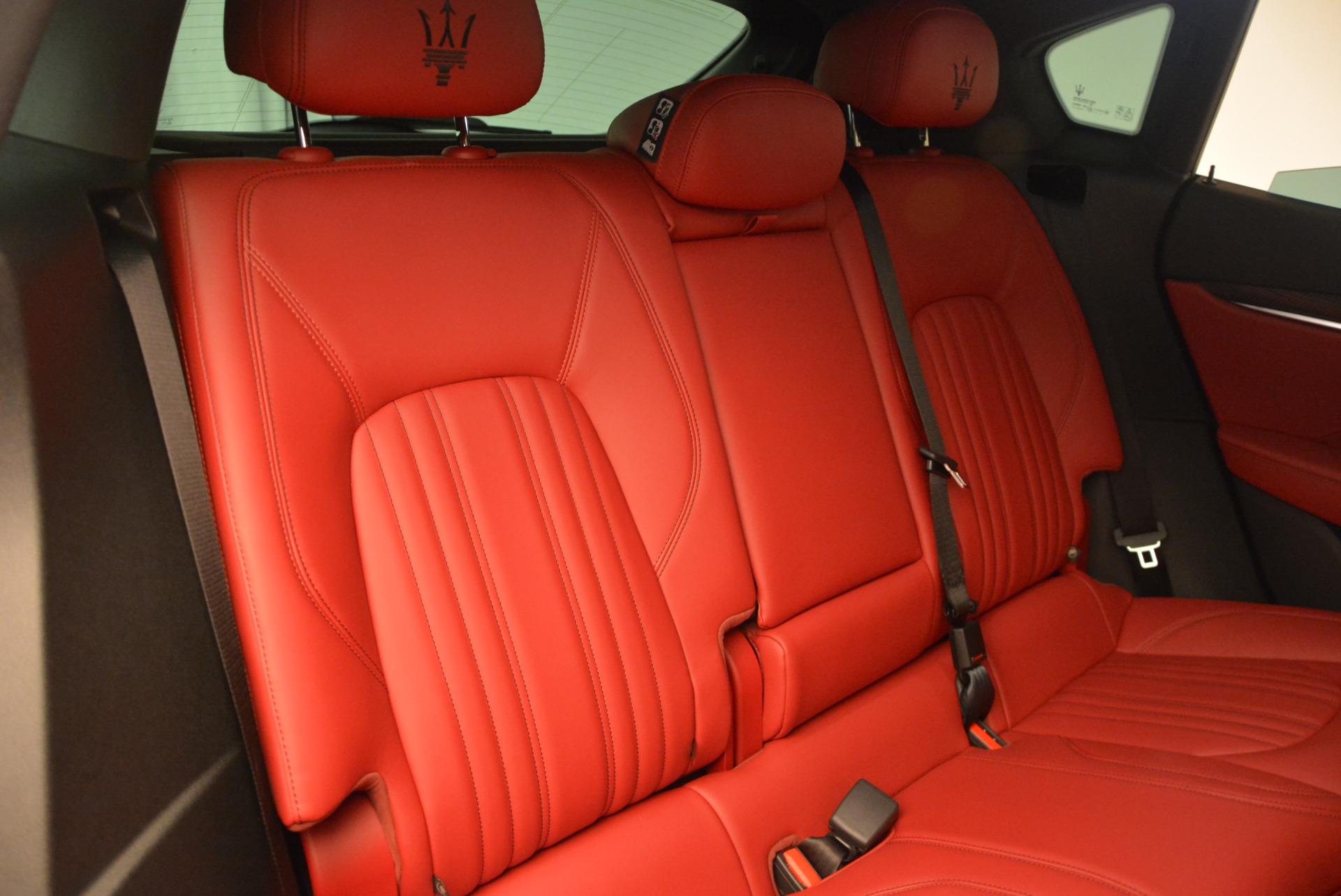 New 2017 Maserati Levante S For Sale In Greenwich, CT 782_p27