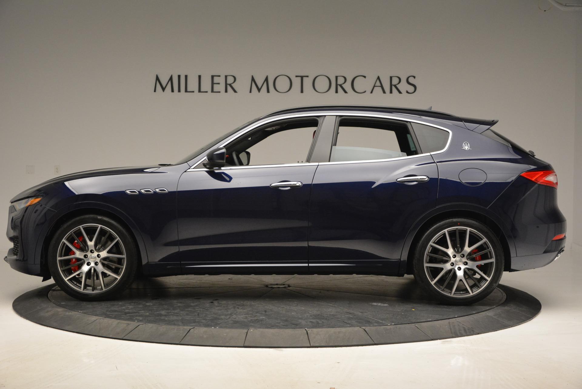 New 2017 Maserati Levante S For Sale In Greenwich, CT 782_p3